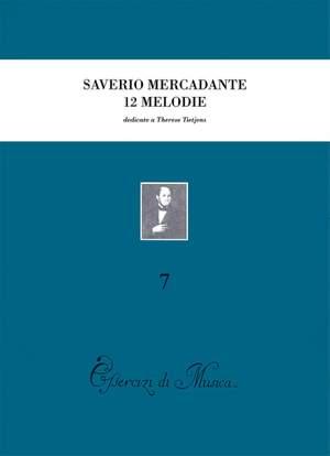 Paola Pisa: Dodici melodie preparatorie al canto drammatico Product Image