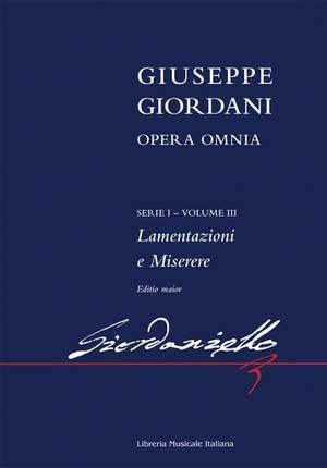 Ugo Gironacci_Italo Vescovo: Lamentazioni e Miserere. Editio maior