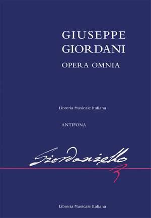 Ugo Gironacci_Italo Vescovo: Veni sponsa Christi Antifona