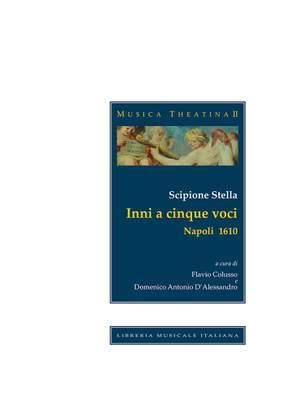 Flavio Colusso_Domenico Antonio D'Alessandro: Inni a cinque voci (Napoli 1610)