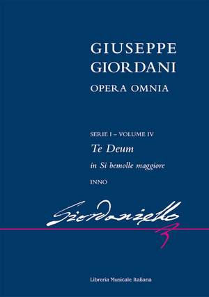 Ugo Gironacci_Italo Vescovo: Te Deum in Si bemolle maggiore. Inno