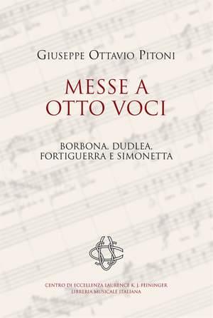 Roberto Gianotti: Messe a Otto Voci