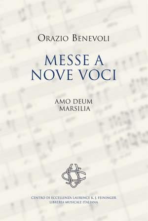 Roberto Gianotti: Messe a nove voci. Amo Deum ? Marsilia