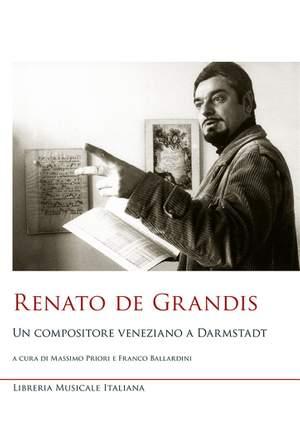 Massimo Priori_Franco Ballardini: Renato de Grandis