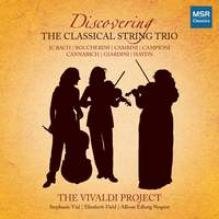 Discovering the Classical String Trio, Vol. 1: Period Instruments