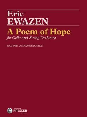 Eric Ewazen: A Poem of Hope