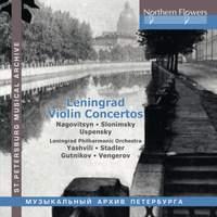 Leningrad Violin Concertos