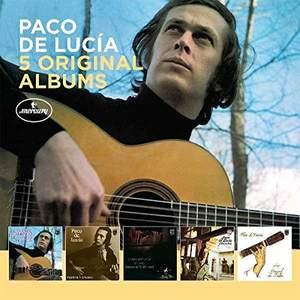 Paco De Lucía - 5 Original Albums