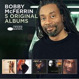 Bobby McFerrin - 5 Original Albums Product Image