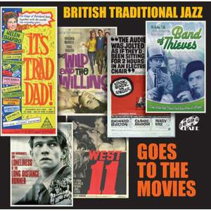 British Traditional Jazz Goes to the Movies