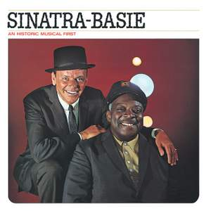 Sinatra-Basie: An Historic Musical First Product Image