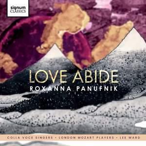 Roxanna Panufnik: Love Abide Product Image