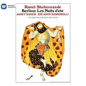 Berlioz: Les Nuits d'été & Ravel: Shéhérazade