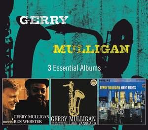 Gerry Mulligan - 3 Essential Albums Product Image