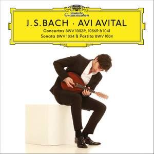 Avi Avital - Bach Product Image