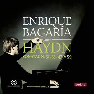 Enrique Bagaría Plays Haydn