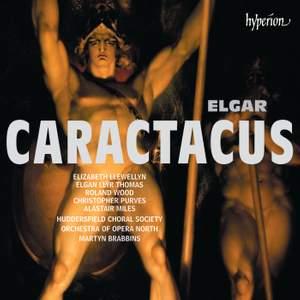 Elgar: Caractacus Product Image