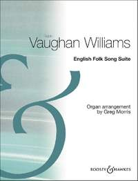 Vaughan Williams, R: English Folk Song Suite
