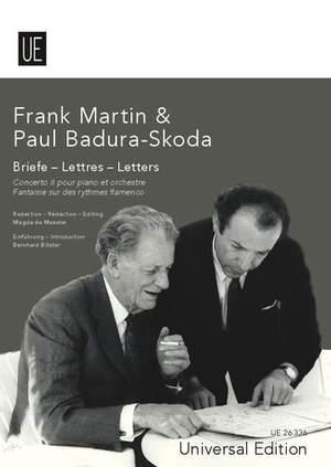 Meester Magda d: Frank Martin & Paul Badura-Skoda