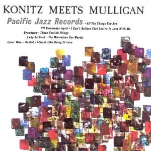 Konitz Meets Mulligan Product Image