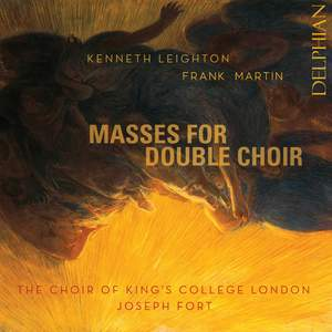 Leighton & Martin: Masses for Double Choir