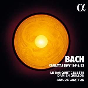 JS Bach: Cantatas BWV 169 & 82