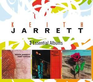 Keith Jarrett - 3 Essential Albums Product Image