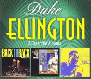 Duke Ellington - 3 Essential Albums Product Image