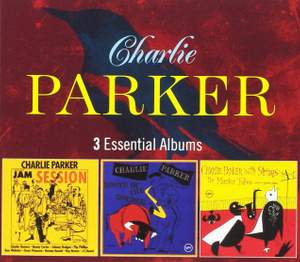 Charlie Parker - 3 Essential Albums Product Image