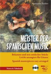 Konstantin Vassiliev: Meister Der Spanischen Musik