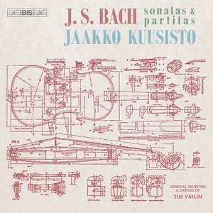 JS Bach: Sonatas & Partitas