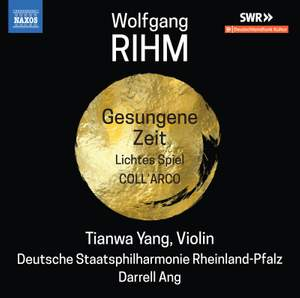 Wolfgang Rihm: Music for Violin & Orchestra, Vol. 2