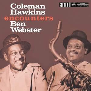 Coleman Hawkins Encounters Ben Webster Product Image
