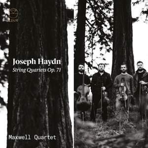 Haydn: String Quartets Op. 71
