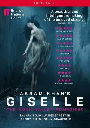 Lamagna/Adam: Akram Khan's Giselle Product Image