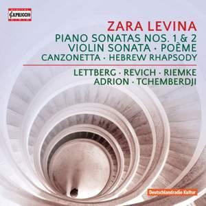 Levina: Piano Sonatas Nos. 1 & 2