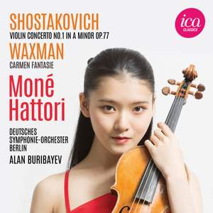 Moné Hattori: Waxman-Shostakovich