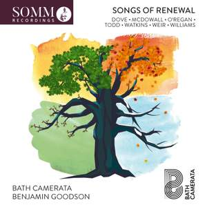 Songs Of Renewal Product Image