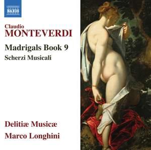 Monteverdi: Madrigals, Book 9