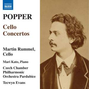 Popper: Complete Cello Concertos Product Image