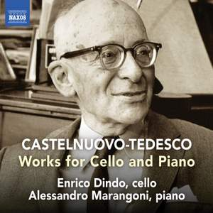 Castelnuovo-Tedesco: Works For Cello Product Image