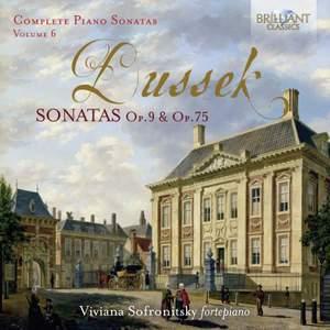 Dussek: Complete Piano Sonatas Volume 6