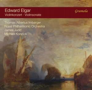 Elgar: Violin Concerto & Violin Sonata