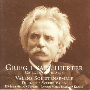 Grieg I Våre Hjerter