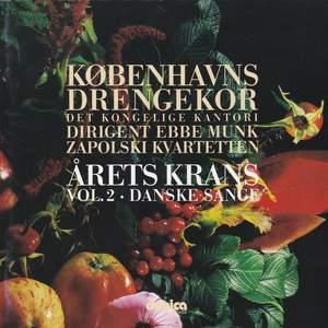 Årets Krans - Danske Sange Vol. 2 Product Image