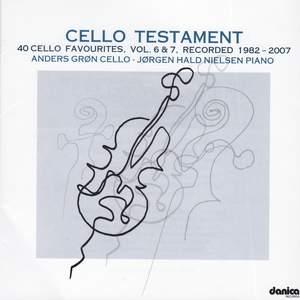 Cello Testement Vol. 1 - Cello Favourites