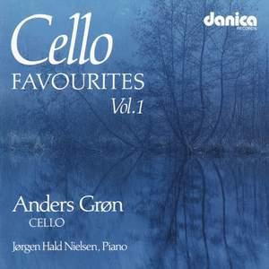 Cello Favoritter, Vol. 1