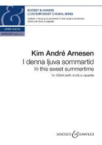 Arnesen, K A: I denna ljuva sommartid