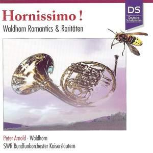 Hübler, Glazunov & Forte: Hornissimo!