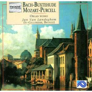 Bach, Buxtehude, Mozart & Purcell: Organ Works